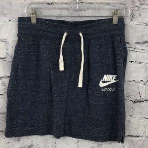 Nike Jersey Logo Skirt
